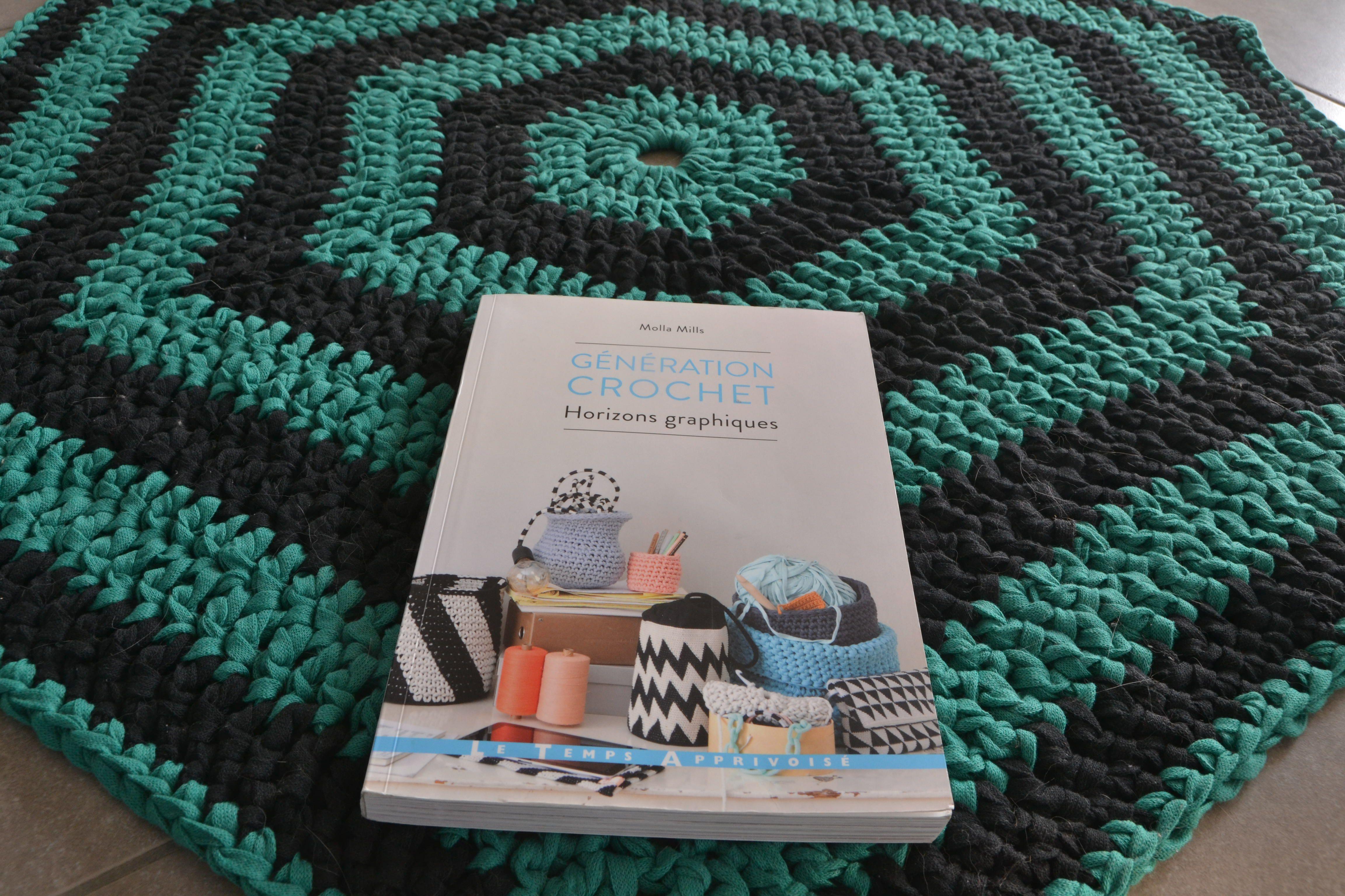 Molla Mills - Génération Crochet